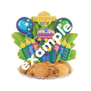 Cookies by Design Flower Cookie BouTray™