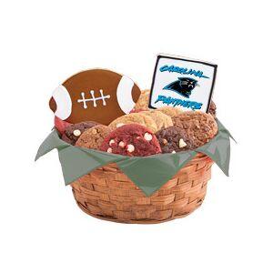 Cookies by Design NFL Carolina Panthers Cookie Basket