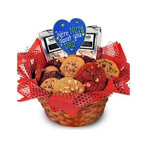 Cookies by Design Gifts for Fathers Day   Dad Gift Basket