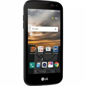 LG K3 8GB Smartphone (GSM Unlocked, Black)