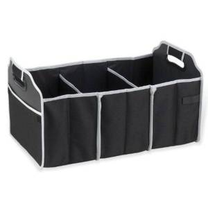 Generic Collapsible Trunk Organizer with Cooler