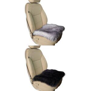ZoneTech Faux Wool Seat Cushion