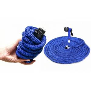 Generic Expandable Garden Watering Hose with Sprayer - (25', 50', 75', or 100')