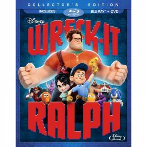 Disney Wreck-It Ralph Collector's Edition, DVD Included