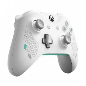 Microsoft Xbox One Wireless Controller (Sport White Special Edition)