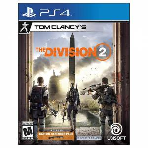 Ubisoft Tom Clancy's The Division 2 - PlayStation 4 Standard Edition