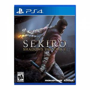 Activision Sekiro Shadows Die Twice - PlayStation 4