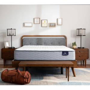 Serta                                                                                    Serta King Perfect Sleeper Elkins II 10 Inch Firm Mattress