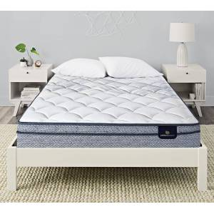 Serta                                                                                    Serta Queen Perfect Sleeper Elkins II 11 Inch Plush Mattress