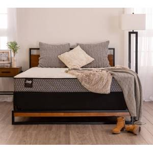 Sealy                                                                         Sealy Twin Response Essentials Maplewood 8.5 Inch Firm Mattress