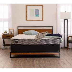 Sealy                                                                                    Sealy Twin Extra Long Response Essentials Dillenbeck 10.5 Inch Plush Mattress