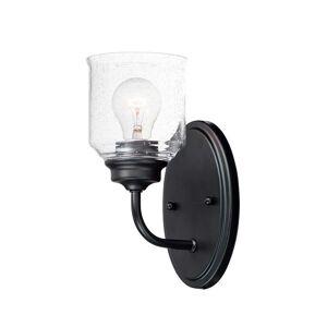 Maxim Lighting Maxim Acadia Wall Sconce in Black