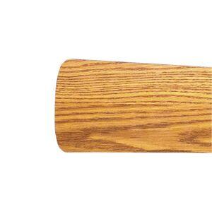 """Quorum International Quorum 52"""" Ceiling Fan Blade in Medium Oak"""