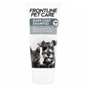 Frontline Pet Care Dark Coat Shampoo For Dogs & Cats 200 Ml