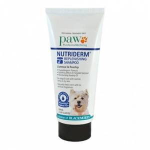 Paw Nutriderm Shampoo For Dogs 200 Ml