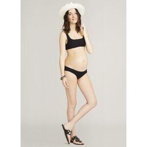 HATCH Collection HATCH Maternity The Antibes Bikini, black, Size L  - black - Size: Large