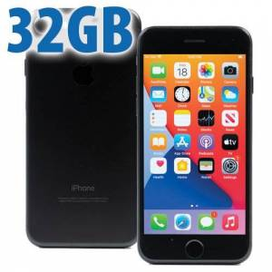 Apple iPhone 7 32GB - Black - AT&T / T-Mobile/Global-GSM