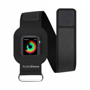 Twelve South (*) Twelve South ActionSleeve Armband for 38mm Apple Watch - Black