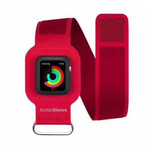 Twelve South (*) Twelve South ActionSleeve Armband for 42mm Apple Watch - Red