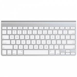 Apple (*) Apple Bluetooth Wireless Keyboard for Mac or iPad. Used, Good Condition