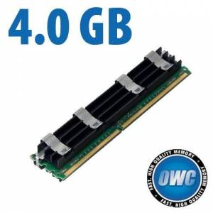 Other World Computing 4.0GB Apple Qualified PC6400 DDR2 ECC 800MHz 240 Pin FB-DIMM Module for Mac Pro *REQUIRES PAIRS*