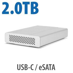 Other World Computing 2TB OWC Mercury Elite Pro mini Portable Storage Solution