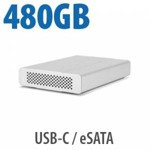 Other World Computing 500GB OWC Mercury Elite Pro mini Portable SSD Storage Solution
