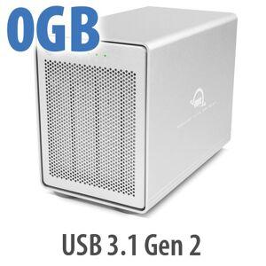 Other World Computing OWC Mercury Elite Pro Quad RAID 5 Four-Bay External Storage Enclosure