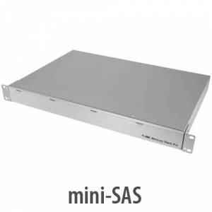 Other World Computing OWC Rack Pro/Desktop 4-Bay Serial ATA/SAS RAID-Ready enclosure w/mini-SAS 6G