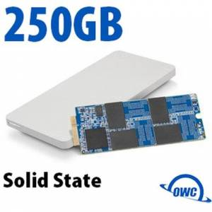 Other World Computing 250GB OWC Aura Pro 6Gb/s SSD + OWC Envoy Upgrade Kit for MacBook Pro with Retina Display (2012 - Ear