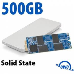 Other World Computing 500GB OWC Aura Pro 6Gb/s SSD + OWC Envoy Upgrade Kit for MacBook Pro with Retina Display (2012 - Ear