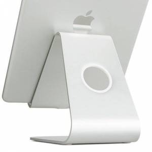 """Rain Design mStand tablet Stand for All Apple iPad Models and Tablets up to 13"""" - Silver"""