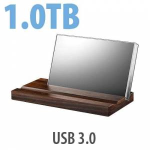 LaCie 1.0TB LaCie Mirror External Drive - USB 3.0 Interface