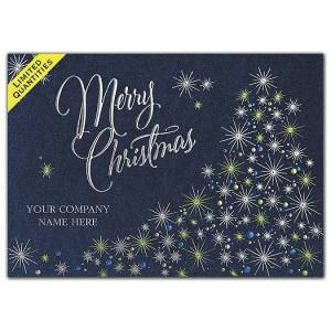 Deluxe for Business Brilliant Wonders Christmas Cards