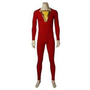 milanoo.com DC Comics Captain Marvel Shazam Cosplay Costume