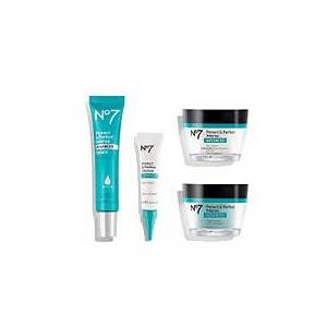 NO7 Protect and Perfect Regime Bundle ($101.96 Value)