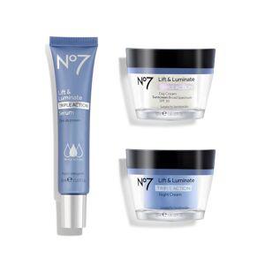 NO7 Lift & Luminate TRIPLE ACTION 3-piece Skincare System