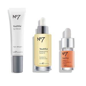 NO7 Skin Renewal Kit ($71.97 Value)