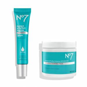 NO7 Protect and Perfect Intense Advanced Serum Duo ($54.98 Value)