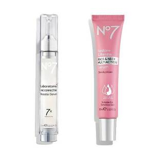 NO7 Restore and Renew Line Correcting Duo ($75.98 Value)