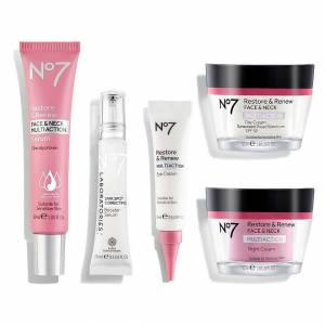 NO7 Restore & Renew Dark Spot Correcting Regimen ($150.95 Value)