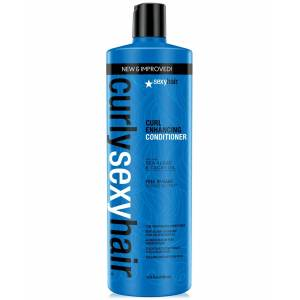 Sexy Hair Curly Sexy Hair Curl Enhancing Conditioner, 33.8-oz., from Purebeauty Salon & Spa