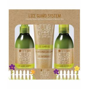 Little Green Lice Guard System Set of 3, 20 oz - Tan