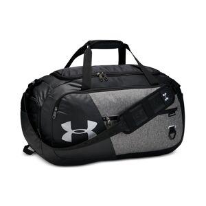 Under Armour Undeniable Duffel 4.0 Medium Duffle Bag - Black/hthr Grey