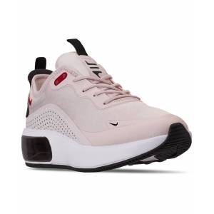 Nike Women's Air Max Dia Casual Sneakers from Finish Line - LIGHT SOFT PINK/GYM RED-B