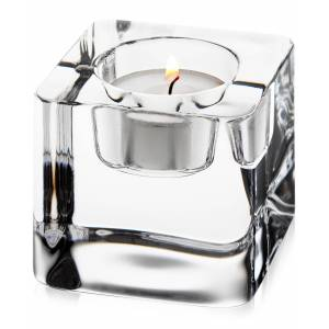 Home Styles Orresfors Nordic Light Ice Cube Votive - Clear