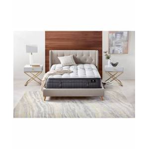 """Hotel Collection by Aireloom Handmade Plus 14.5"""" Cushion Firm Luxetop Mattress Set- King, Split Box Spring- Created for Macy's"""
