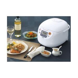 Zojirushi Ns-WAC18 Micom Rice Cooker & Warmer - Cool White