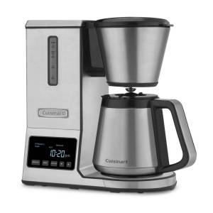 Cuisinart Cpo-850 PurePrecision 8-Cup Pour-Over Coffee Brewer - Stainless Steel