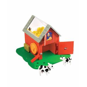 Learning Resources Educational Insights Bright Basics Busy Barn - Multi